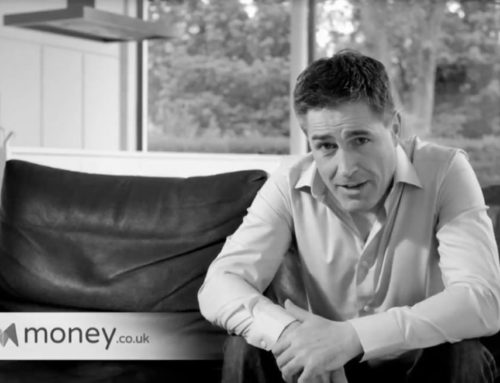 MONEY.CO.UK TV ADVERT – NICE BLOKE IN A SHIRT