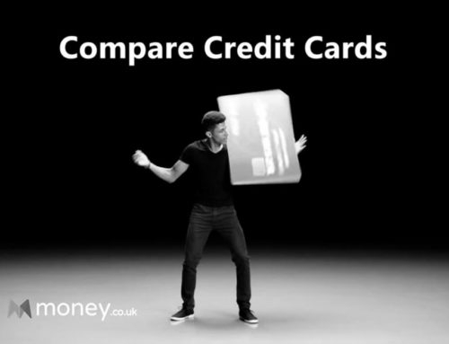MONEYSPINNER CREDIT CARD TV ADVERT